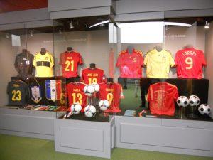 Museo  Selección española.
