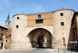 Lerma. Arco de la Cárcel.