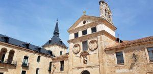Lerma. Monasterio de San Blas.