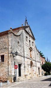 Lerma. Convento de Santa Teresa.