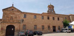 Lerma. Monasterio de la Ascensión de Nuestro Señor.
