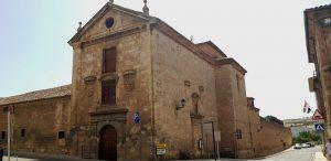 Lerma. Monasterio de la Madre de Dios.