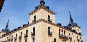 Lerma. Palacio Ducal.