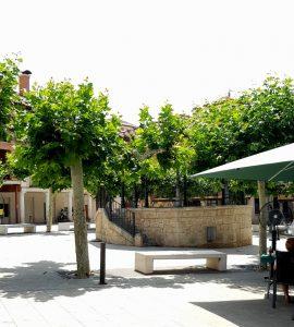 Lerma. Plaza del Mercado Viejo.