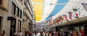 Madrid. Calle Preciados