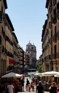 Madrid. Calle Toledo