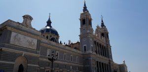 Madrid. Catedral de la Almudena.