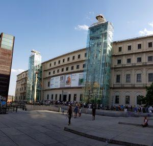 Madrid. Museo Reina Sofía.