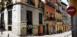 Madrid. Minibar.