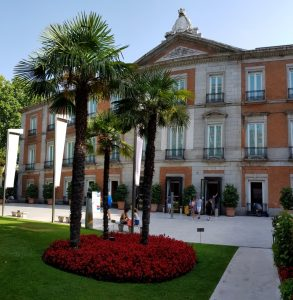 Madrid. Museo Thyssen.