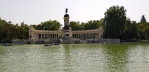 Madrid. Parque del Buen Retiro.