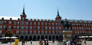 Madrid. Plaza Mayor