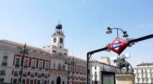 Madrid. Puerta del Sol.