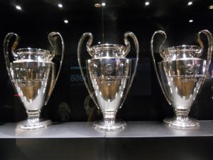 Madrid. Tour del Real Madrid.