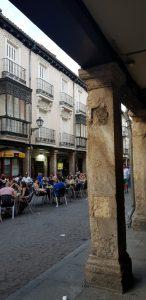 Alcalá de Henares. Calle Mayor.