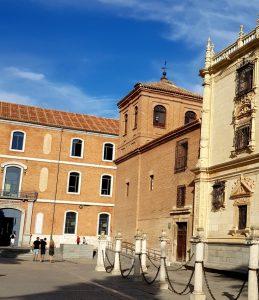 Alcalá de Henares. Colegio de San Pedro y San Pablo.