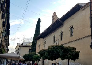 Alcalá de Henares. Hospital de Antezana.