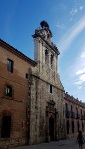Alcalá de Henares. Universidad. Capilla de San Ildefonso.