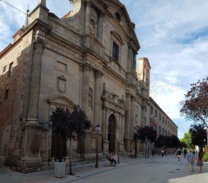 Alcalá de Henares. Colegio de la Compañía de Jesús
