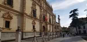 Alcalá de Henares. Colegio San Ildefonso.