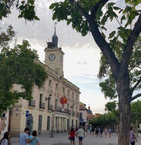 Alcalá de Henares. Ayuntamiento.
