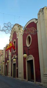 Alcalá de Henares. Teatro Cervantes.
