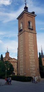 Alcalá de Henares. Torre de Santa María.