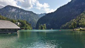 Berchtesgaden. Lago Konigsee.