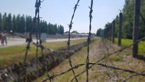Campo de concentración de Dachau. Alemania.