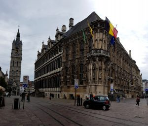 Gante. Ayuntamiento