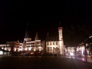 Gante. Edificio Toreken