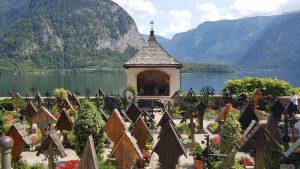 Hallstatt. Cementerio