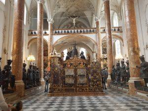Innsbruck. Hofkirche.