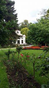 Innsbruck. Jardín Imperial