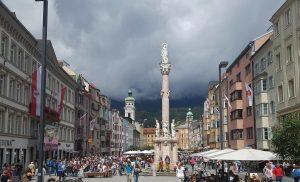 Innsbruck. Austria.
