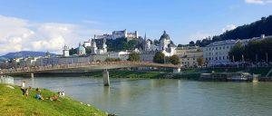 Salzburgo. Austria.