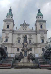 Salzburgo. Catedral.