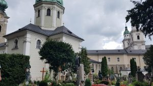 Salzburgo. Cementerio de San Peter.