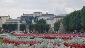 Salzburgo. Jardines de Mirabel.