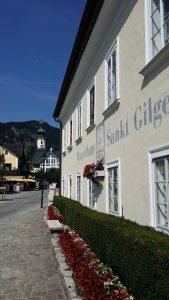 St. Gilgen. Museo Mozart