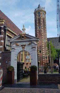 Alkmaar. Hof van Sonoy.