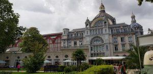Amberes. Estación Central