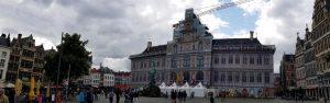 Amberes. Grote Markt. Plaza Mayor