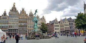 Amberes. Flandes. Bélgica