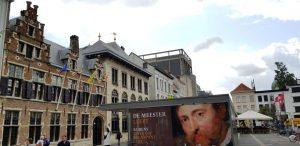 Amberes. Casa Museo de Rubens