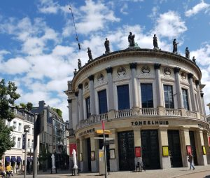 Amberes. Teatro Bourla
