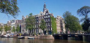 Amsterdam. Loveniers Voorburgwal