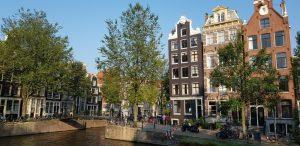 Amsterdam. Barrio de Jordaan