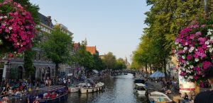 Amsterdam. Barrio Rojo.