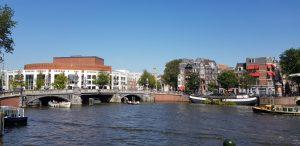 Amsterdam. Blauwbrug y Ópera